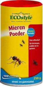 Ecostyle mierenpoeder ervaringen