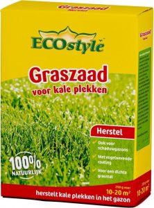 Beste grasmengsel voor kale plekken