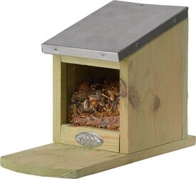 Beste eekhoornvoederhuisje